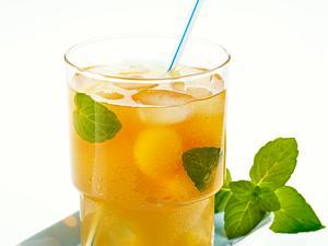 Minz-Melonen-Eistee Rezept