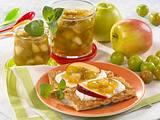 Mirabellen-Apfel-Konfitüre Rezept