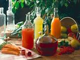 Möhren-Apfelsaft Rezept