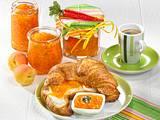 Möhren-Aprikosen-Konfitüre Rezept