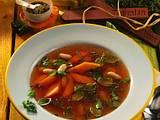 Möhren-Bohnen-Suppe Rezept