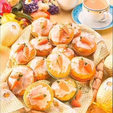 Möhren Muffins Rezept