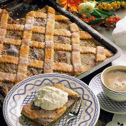 Mohn-Grieß-Kuchen Rezept