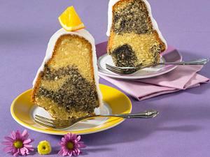 Mohn-Marmor-Kuchen Rezept