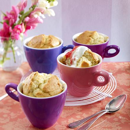 Mohn-Muffins (glutenfrei) Rezept