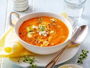 """Möhren- Mango-Suppe  """"Sommerliebe"""" Rezept"""