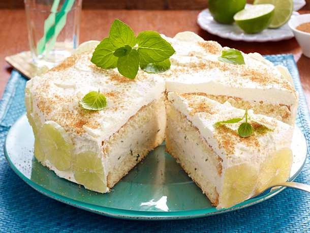 Mojito-Torte Rezept