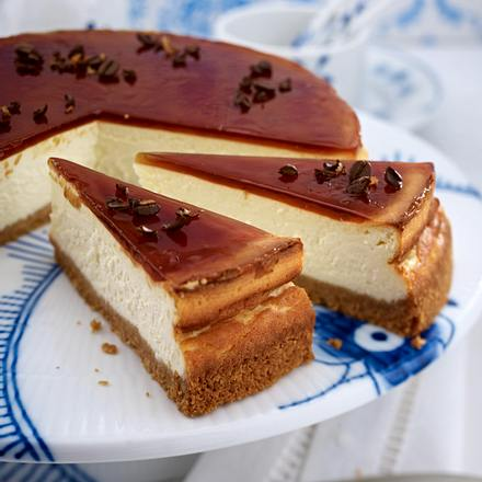 Mokka Cheesecake Rezept