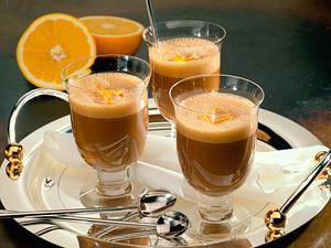 Mokka-Orangen-Punsch Rezept