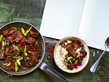 Mongolian Beef mit Peperoni Rezept