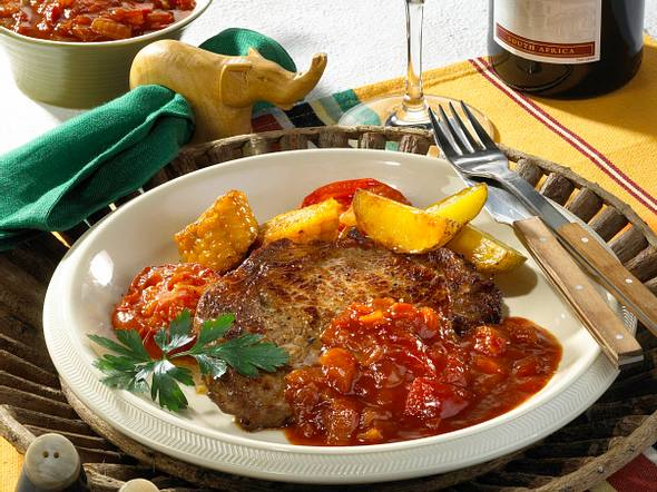Monkey Gland Steak Rezept