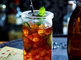 Moskau Mule mit Kräuterlikör Rezept