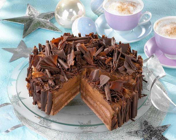 Mousse-Torte Rezept