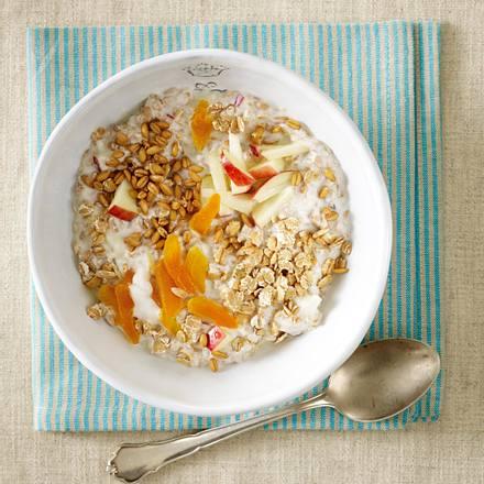 Müsli mit Früchten (Das gesündeste Frühstück der Welt) Rezept