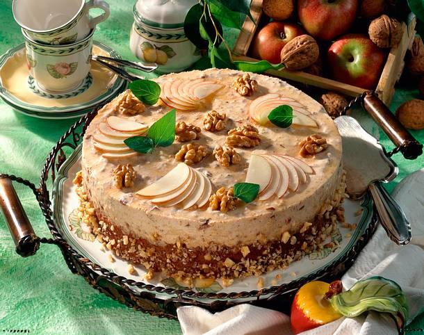 Müsli-Torte Rezept