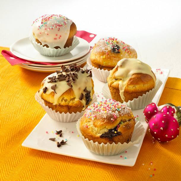 Muffin-Berliner Rezept