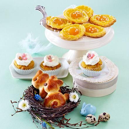 Muffin-Nester Rezept