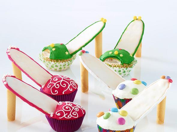 Muffin-Schuhe Rezept