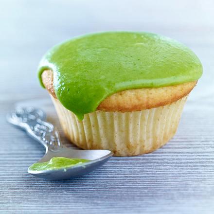 Muffins mit Spinatguss Rezept