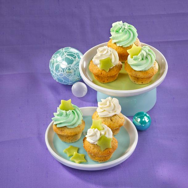 Muffins mit Teecreme Rezept