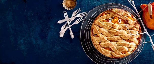 Mumien-Pie Rezept