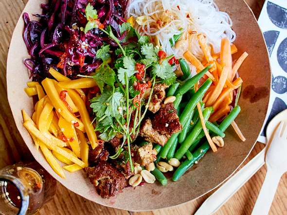 Muntermacher-Salat Rezept