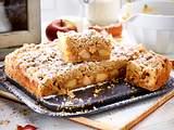Muttis vanilliger Apfel-Streuselkuchen Rezept