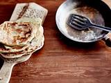 Naan-Brot mit Hefe Rezept
