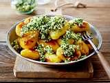 Neue Kartoffeln mit Gremolata Rezept