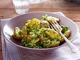 New Potato Salad with Wild Garlic Mayo Rezept