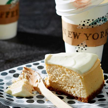 New York: Chai Cheesecake Rezept