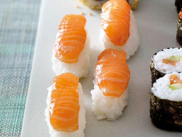 nigiri sushi rezept. Black Bedroom Furniture Sets. Home Design Ideas