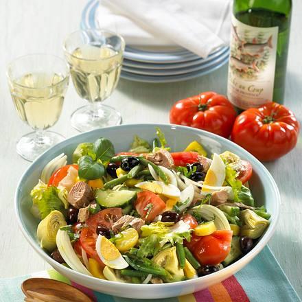 Nizza-Salat Rezept