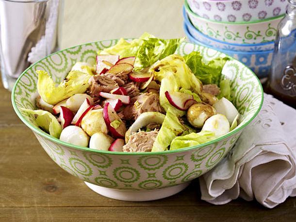 rezept backofen leckerer salat. Black Bedroom Furniture Sets. Home Design Ideas