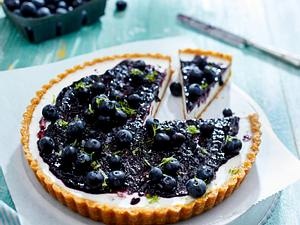 No-bake-Blueberry-Cream-Pie Rezept