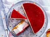 No-bake-Torte Himbeerjoghurt Rezept