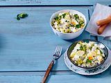 Norddeutscher Kartoffelsalat Rezept