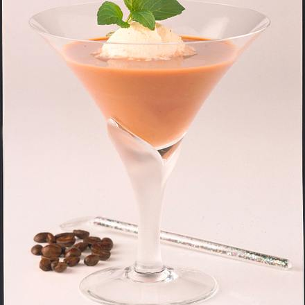 Nougat-Cocktail Rezept
