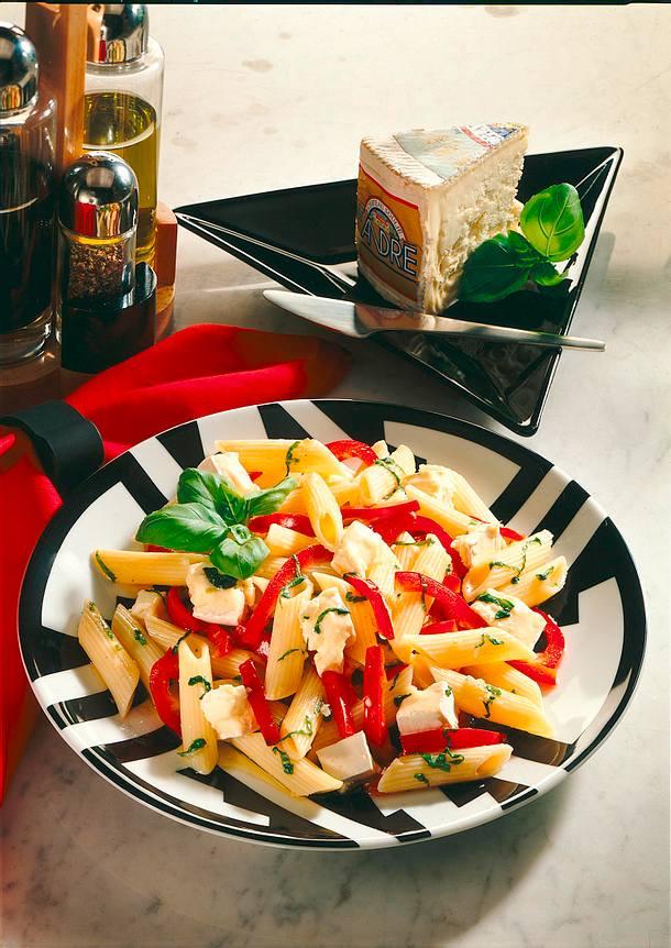 Nudel-Käse-Salat Rezept