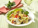 Nudel-Thunfisch-Salat Rezept