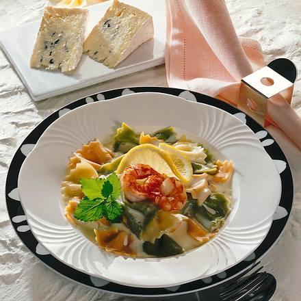 Nudeln in Käsesoße Rezept