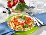 Nudeln mit Paprika-Pesto Rezept