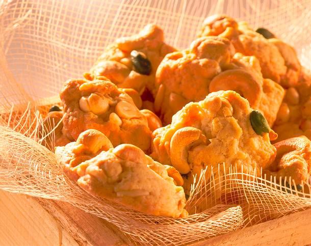 Nuss-Cookies Rezept