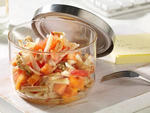 Nuss-Fruchtsalat Rezept