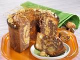 Nuss-Karamell-Marmorkuchen Rezept