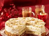 Nuss-Marzipansterne-Torte Rezept