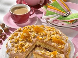 Nussknacker-Kuchen Rezept