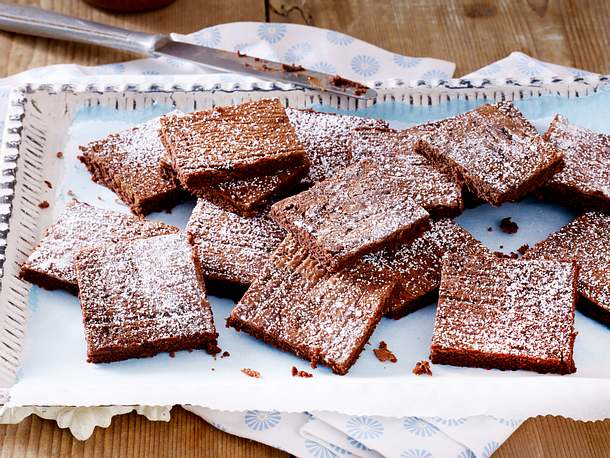 Nutella-Brownies Rezept