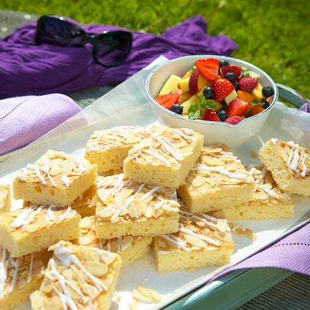 Obstsalat (Picknick Außenproduktion) Rezept