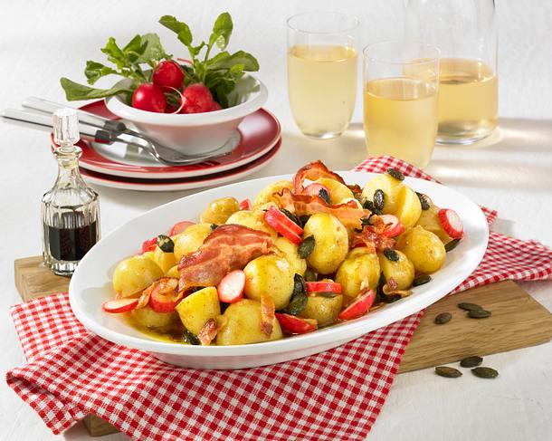 Österreichischer Kartoffelsalat Rezept